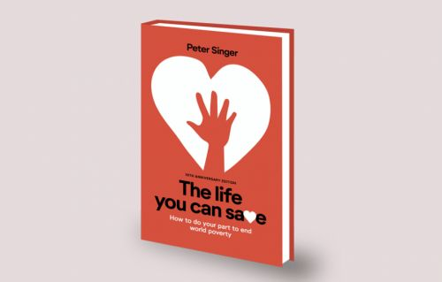Peter Singer's The Life You Can Save Available as a Free AudioBook and eBook: Features Narrations by Paul Simon, Kristen Bell & Stephen Fry