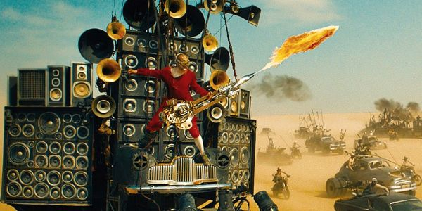 Yes, Mad Max: Fury Road's George Miller Loves That Guitar Guy Too And Explained His Backstory