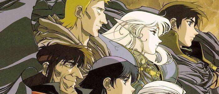 'Record of Lodoss War' is an Epic Anime Version of a Dungeons & Dragons Campaign