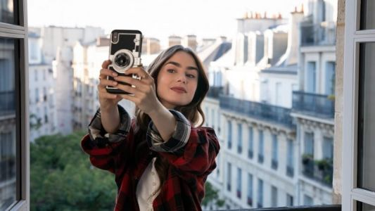 Netflix's Emily in Paris Season 2 Begins Production