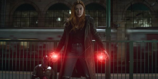 Epic Avengers: Infinity War Behind The Scenes Video Shows How One Scarlet Witch Fight Came Together