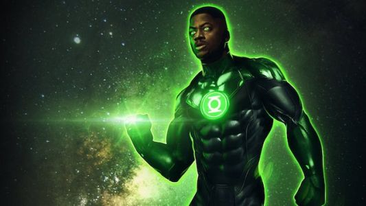 Zack Snyder Shows First Photo of Justice League's Green Lantern