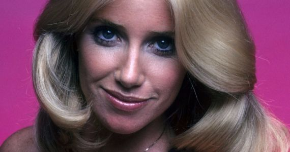 Suzanne Somers Wants to Do Playboy Again for Her 75th Birthday
