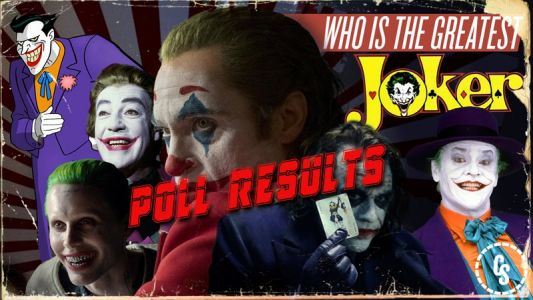 POLL RESULTS: Who is the Best Movie Joker?