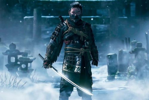 Ghost of Tsushima Gets Samurai Movie Trailer