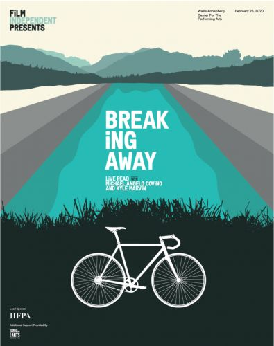 Wheel Life: 'Breaking Away' Live Read Coming Next Week, On Sale Now