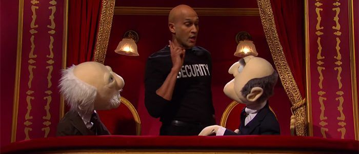 LOL: 'Saturday Night Live' Tries to Stop 'The Muppet Show' Hecklers Statler & Waldorf