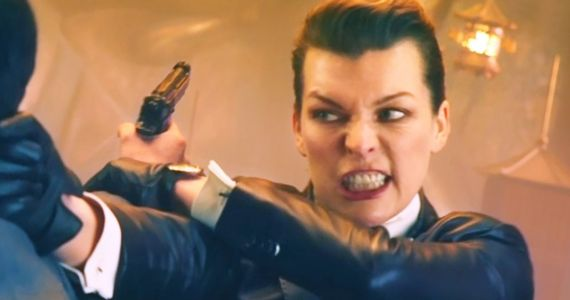 The Rookies Preview Has Milla Jovovich Crushing Enemies in the High-tech Action Epic