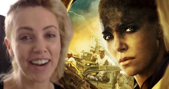 Becoming Furiosa: Charlize Theron Shaves Her Head in Mad Max: Fury Road Throwback Video