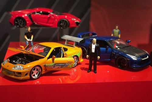 Universal Brand Showcase Gallery With Fast & Furious and More!