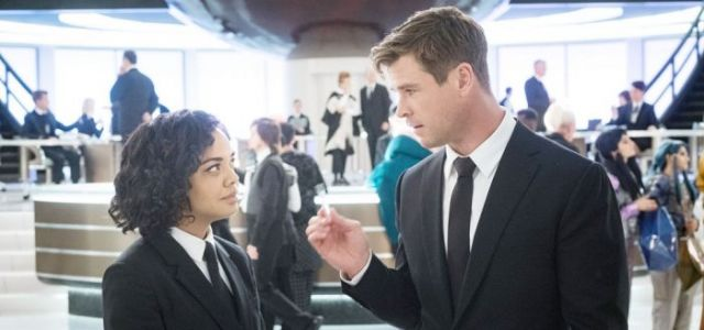 'Men in Black International' Tops the Box Office But Disappoints With Franchise-Low Opening