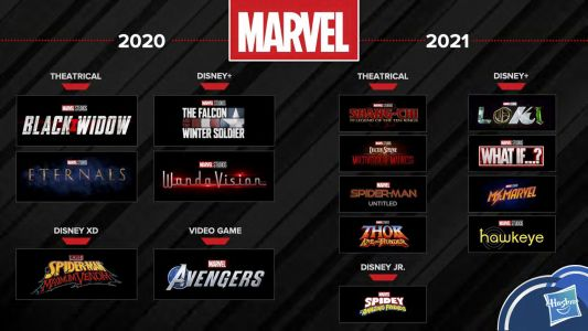 HAWKEYE & MS. MARVEL Will Debut In 2021, According To Hasbro's Latest Investor Presentation