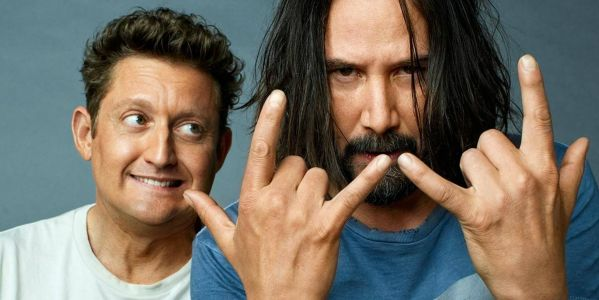 Keanu Reeves Makes Dreams Come True By Inviting Fan To Bill & Ted Set