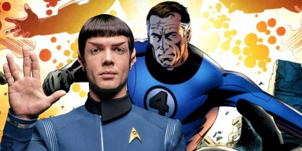 Marvel Podcasts: Star Trek Discovery's Ethan Peck Cast as Reed Richards