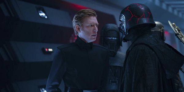 Star Wars' Domhnall Gleeson Wishes Hux Had A Bigger Part In The Rise Of Skywalker