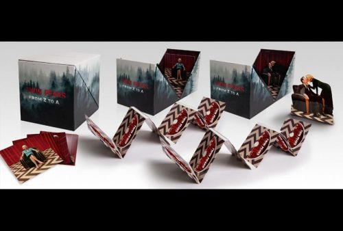 Twin Peaks: From Z to A Blu-ray Release Announced